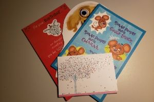 Birthday cards together