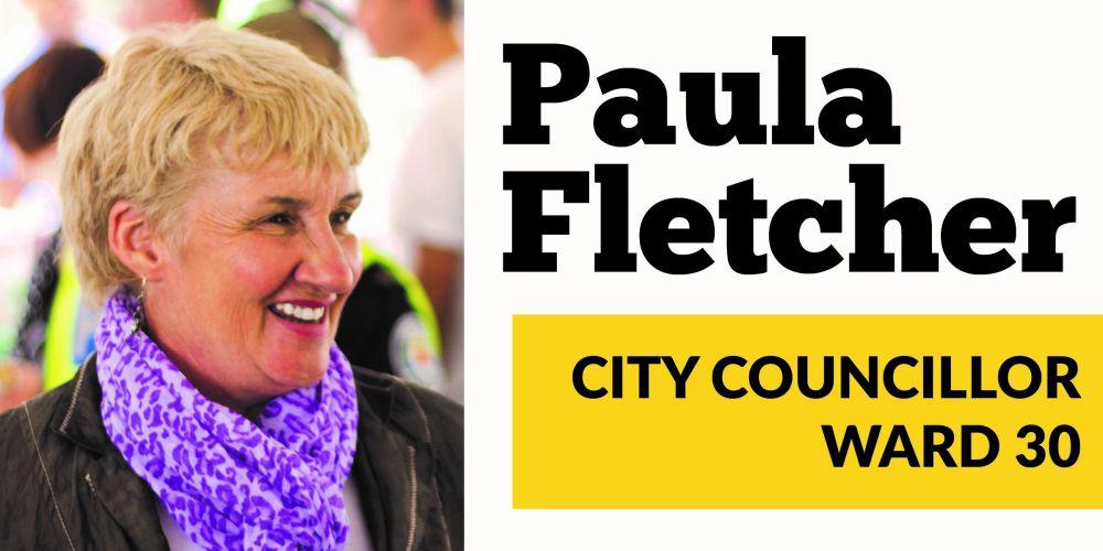 Councillor Paula Fletcher
