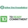 Arbor Day Foundation and TD Bank Group logo